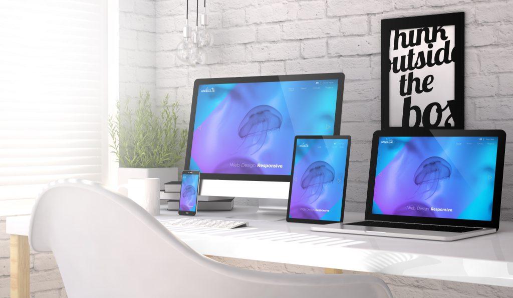 Website Design & Hosting Service