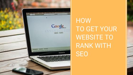 Website ranking through search engine optimization