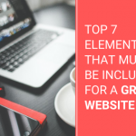 The best elements that you need to include in your web design